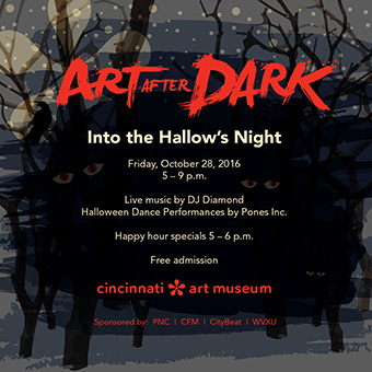 Art After Dark: Into the Hallow's Night
