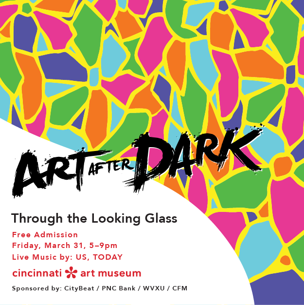 Art After Dark: Through the Looking Glass