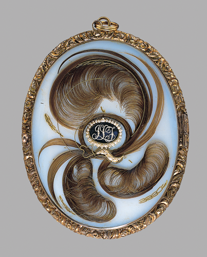 5 Things You Didn't Know about Hairwork and Portrait Miniatures