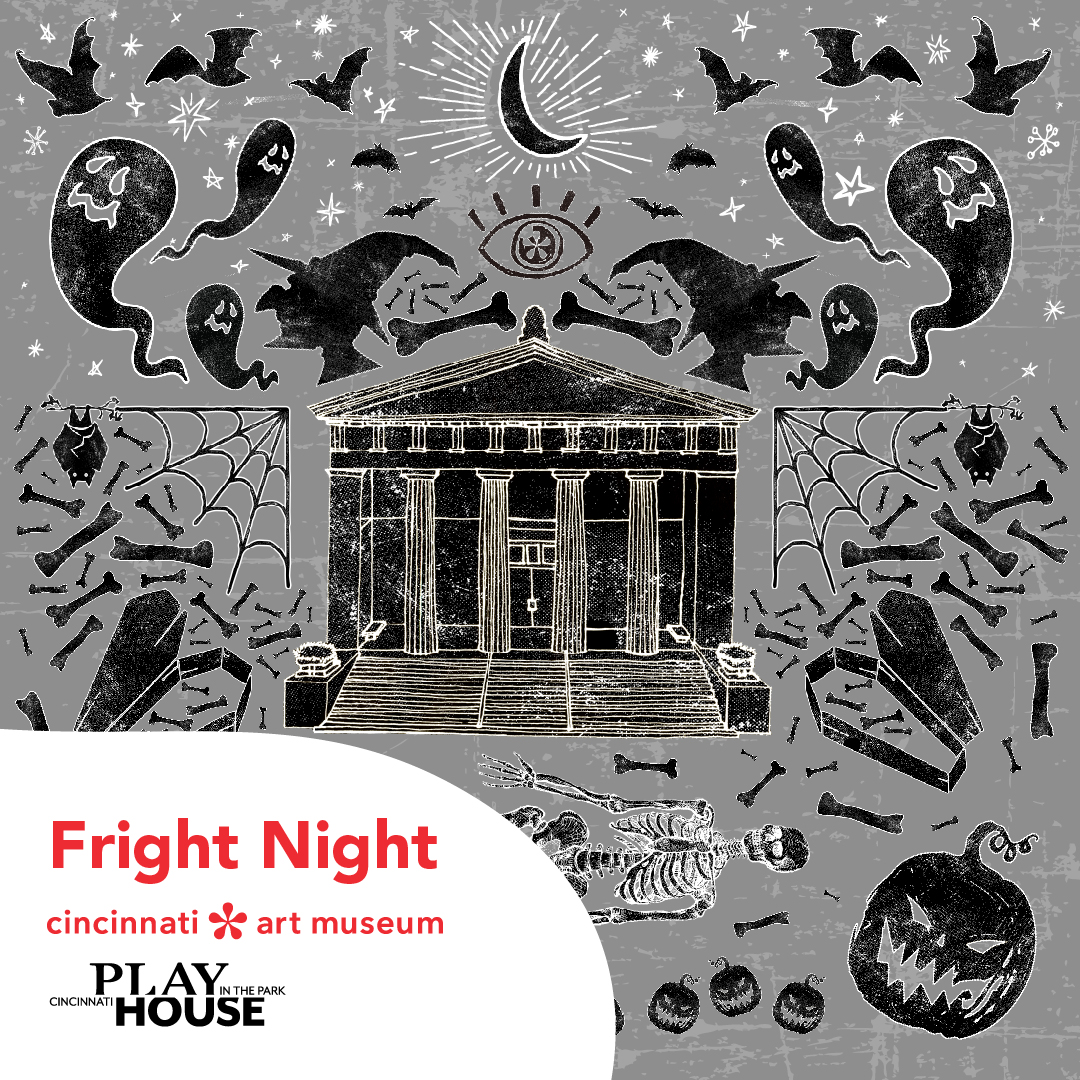 Fright Night at the Cincinnati Art Museum **SOLD OUT**