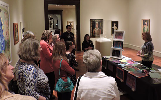 Evenings for Educators: Art and the Community