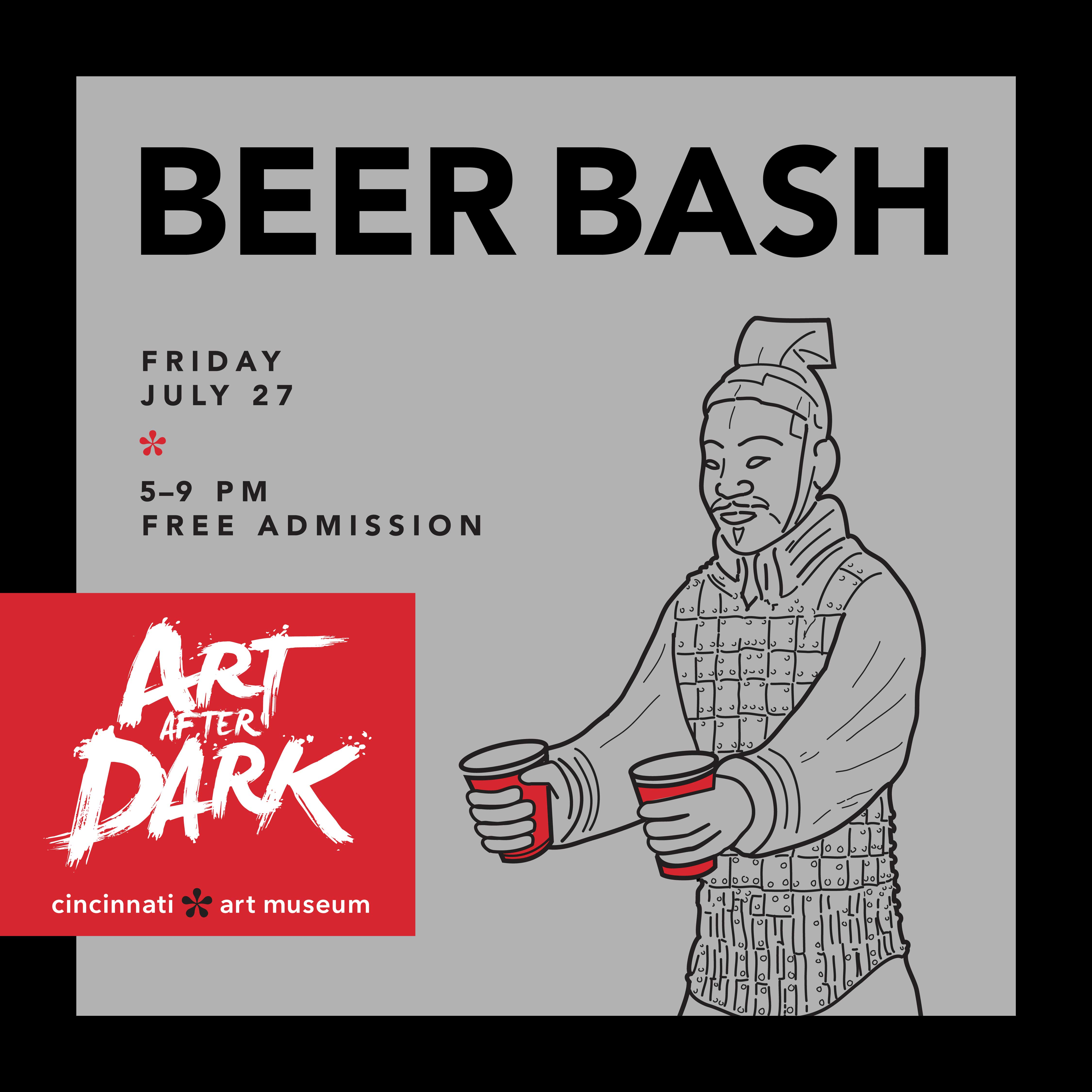 Art After Dark: Terracotta Army Beer Bash