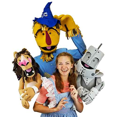 Madcap Puppets: The Wonderful Wizard of Oz November
