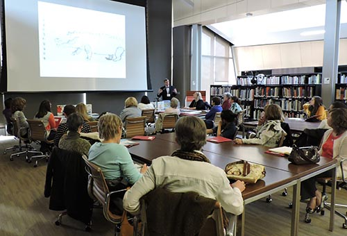 Summer Teacher Institute: Myths & Mythology: Traveling the Ancient World