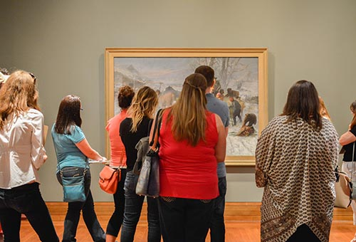 Public Tour in Spanish: What is Art? / Tours en Español: ¿Que es el arte?