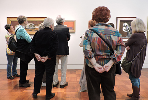 *CANCELLED* Public Tour: Highlights of the Permanent Collection