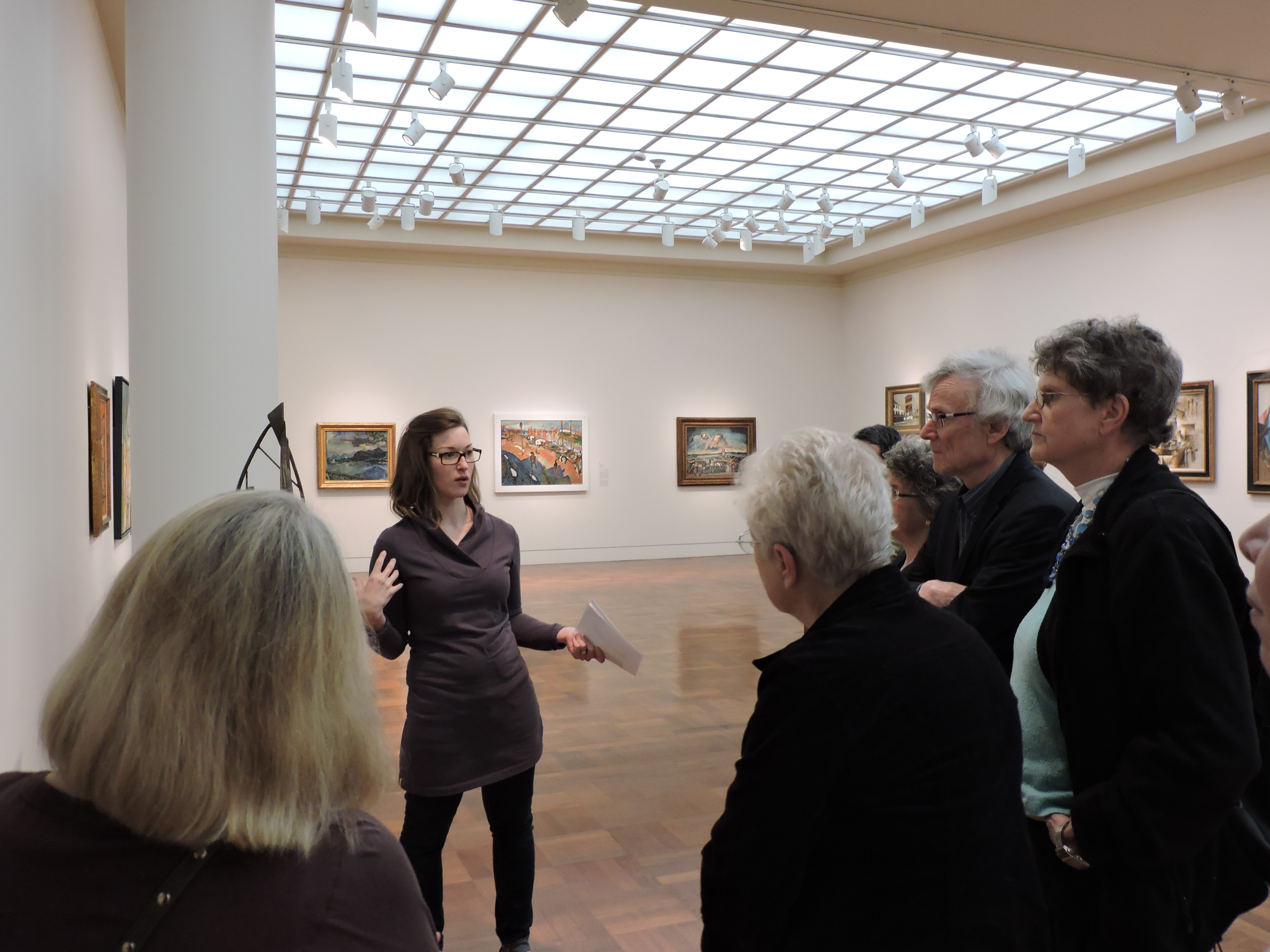 Public Tour: The Etching Revival: From Daubigny to Twachtman