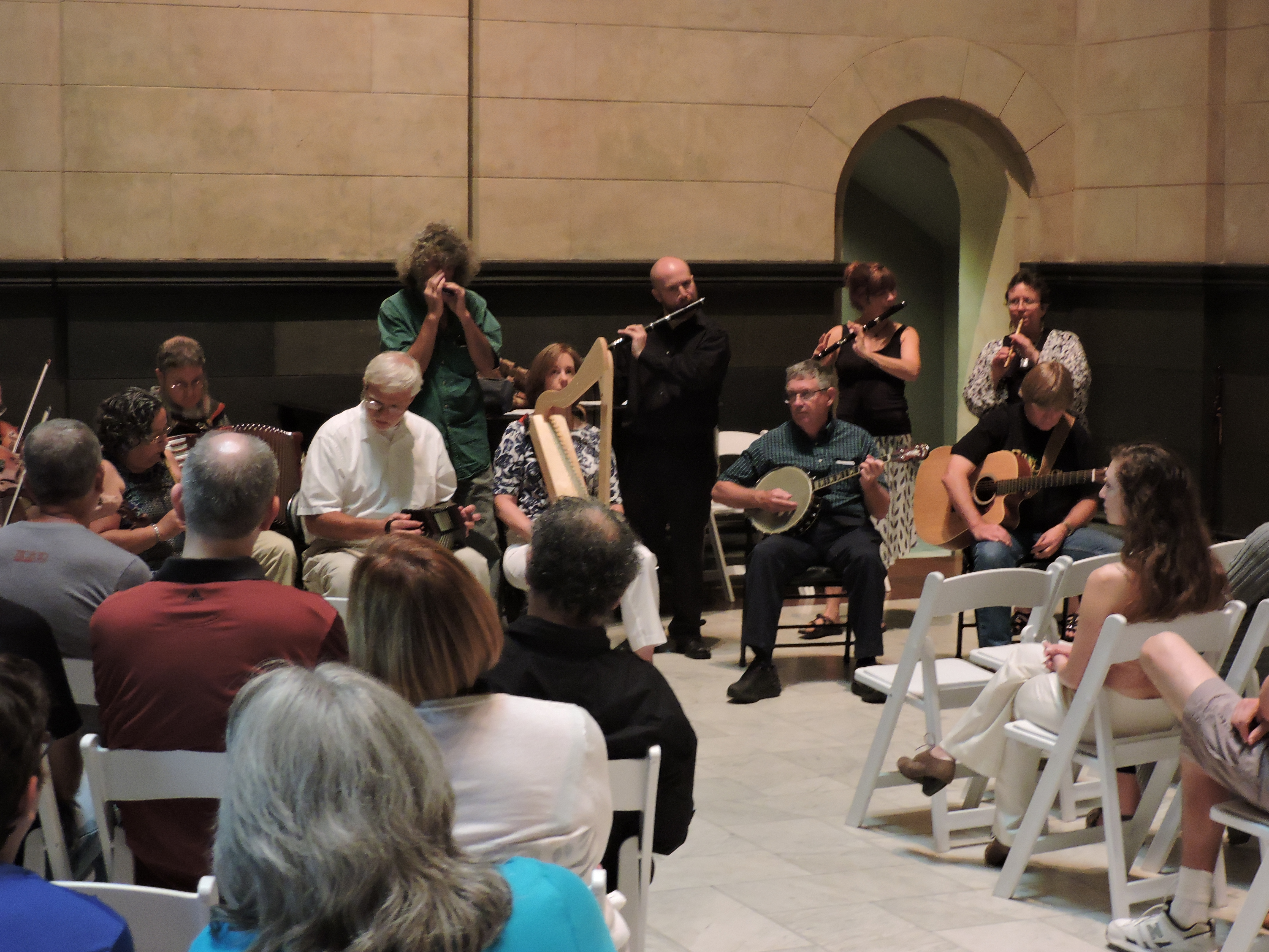 Chamberpalooza, with the Chamber Music Network of Greater Cincinnati