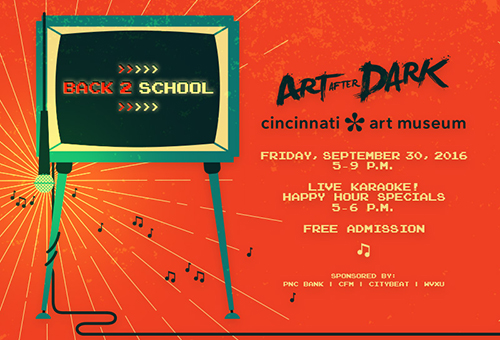 2016-08-29 Art After Dark: Back2School